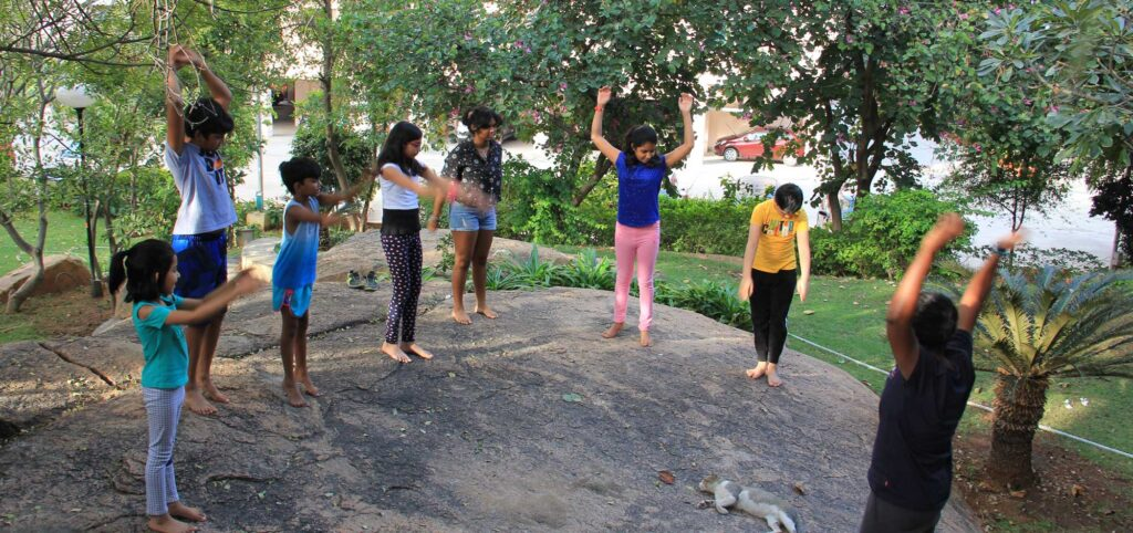 Part 3 – How does Imara's Way of Teaching Nurtures the Physical Being